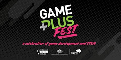 Game Plus Fest 2021 tickets