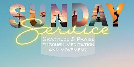 Sunday Service Yoga tickets