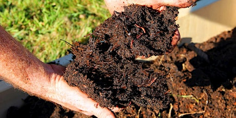 Making beautiful soil from food and garden waste tickets