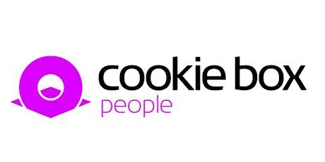 Sesión Co-creación Cookie Box People entradas