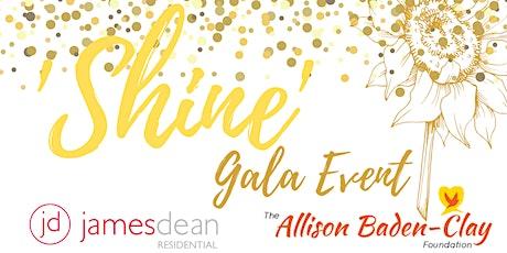 'Shine' Gala Event tickets