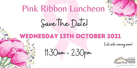 Pink Ribbon Luncheon tickets