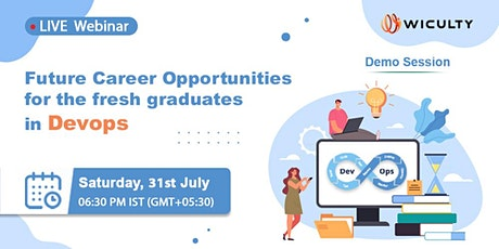Future Career Opportunities for the fresh graduates in DevOps tickets