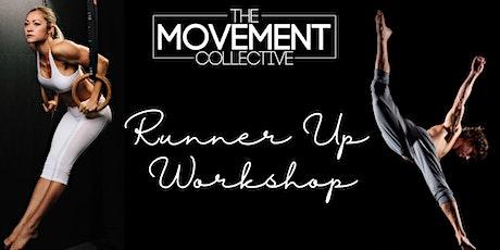 TMC Free Runner Up Workshop tickets