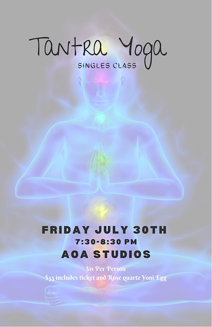 Tantra Yoga for Singles image