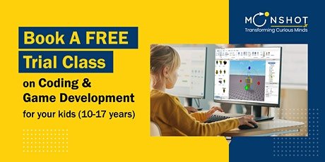 Innovator Program- FREE Trial Session on Coding and Game Development tickets