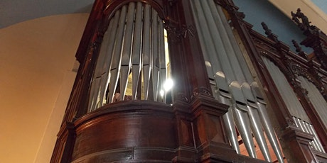 Visite guidée : À la découverte de l'orgue de Montfort billets