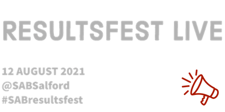 SAB ResultsFest Live 2021 tickets