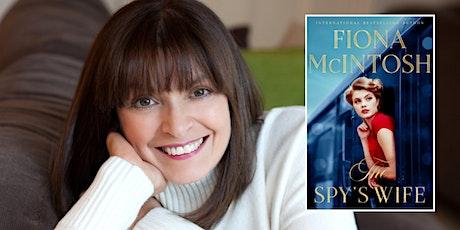 Author Talk: Fiona McIntosh (BL) tickets