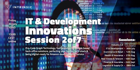 IT and Development Innovations Conference | Session 2of7 tickets