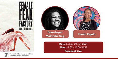 Female Fear Factory Virtual Book Launch with Pumla Gqola tickets