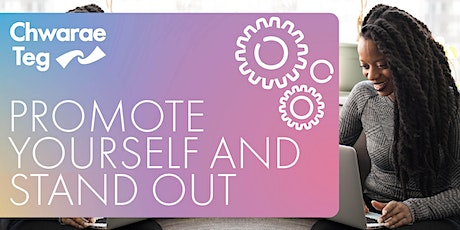 Promote yourself and stand out tickets