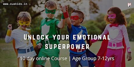 Unlock your Emotional Superpower tickets