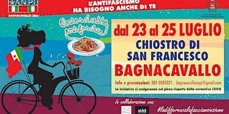 Anpi Bagnacavallo: Memoria, Cultura e Pastasciutta tickets