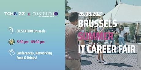 Brussels Summer IT Career Fair tickets