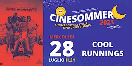 Cool Runnings - Cinesommer 2021 biglietti