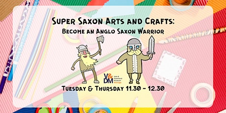 Super Saxon Arts and Crafts tickets