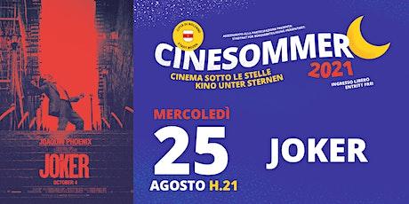 Joker - Cinesommer 2021 biglietti