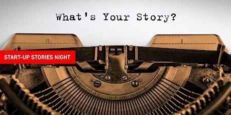 Start-up Stories Night Tickets