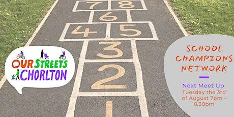 School Champions Network - Chorlton School Community Meet Up! tickets