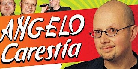 ANGELO CARESTIA SHOW biglietti