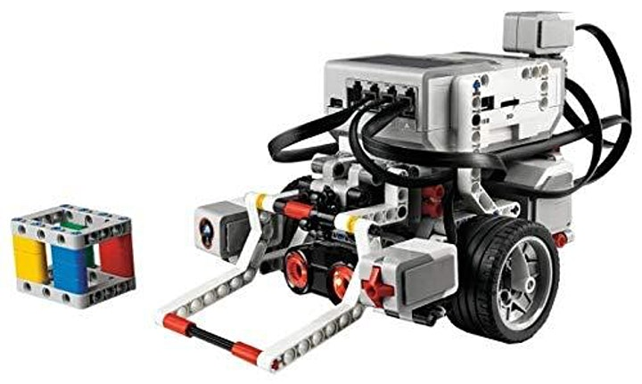 Create your own LEGO Robotics and coding Workshop - must be aged 11+ image