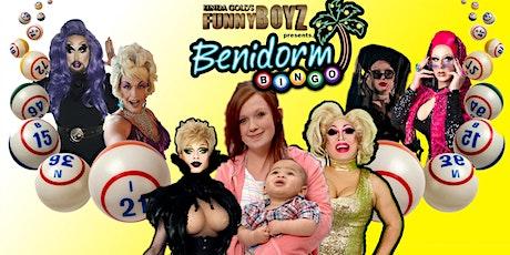 FunnyBoyz presents The Garveys do Benidorm Bingo tickets