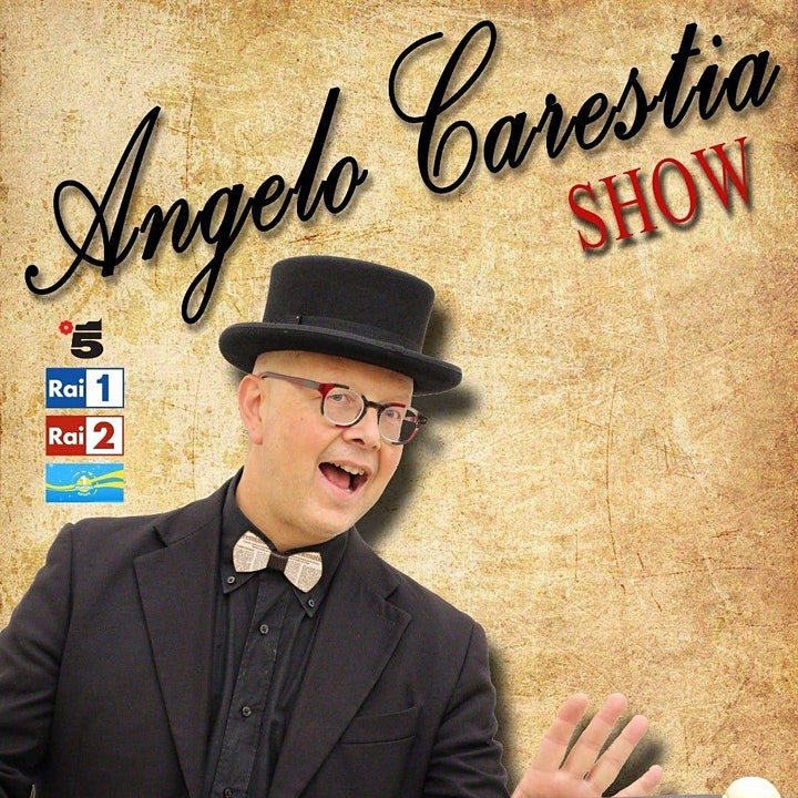 Immagine ANGELO CARESTIA SHOW