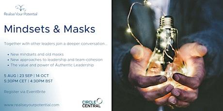 Mindsets & Masks tickets