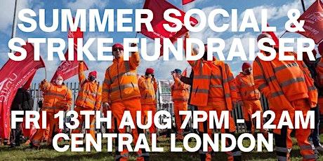 Social Event & Strike Fundraiser tickets