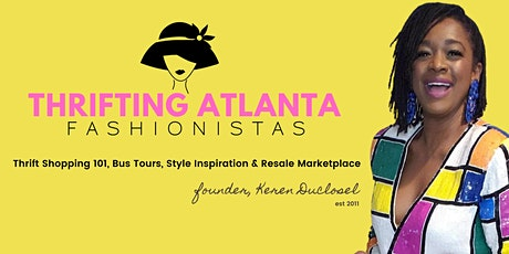 August 21st Thrifting Atlanta Bus Tours (Unclaimed Baggage) tickets
