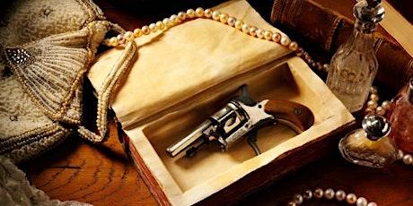 Derbyshire Murder Mystery Evening – The Crich Creeper taster tickets