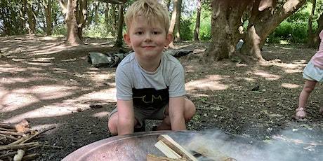 Thameside Den Building and Campfire tickets