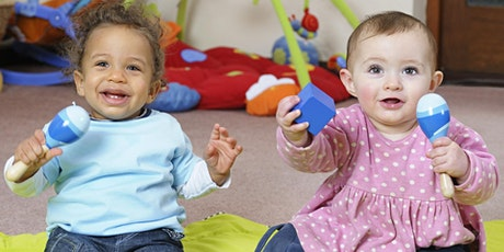 Baby Stay & Play (0-12 months) - Monday 23rd August - 13.30 - 14.30 tickets