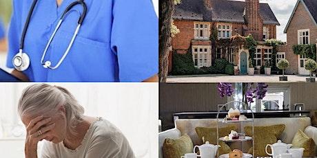 MENOPAUSE WELLNESS Medical Workshop & Aft Tea - Pontlands Park Hotel, Essex tickets