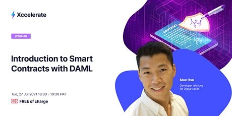 Introduction to Smart Contracts with DAML tickets