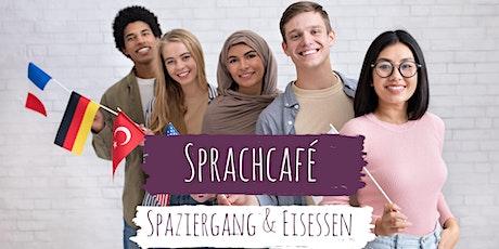 Sprachcafé: Spaziergang & Eisessen Tickets