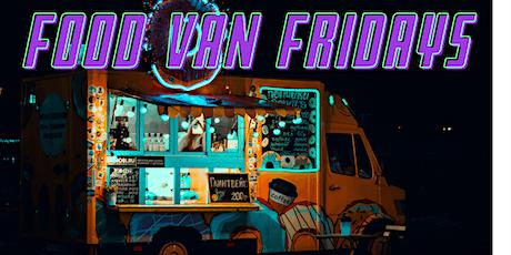 Mega Food Van Friday tickets