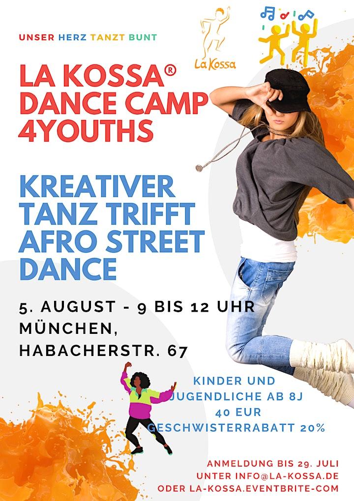 La Kossa® Dance Camp 4YOUTHS: Bild