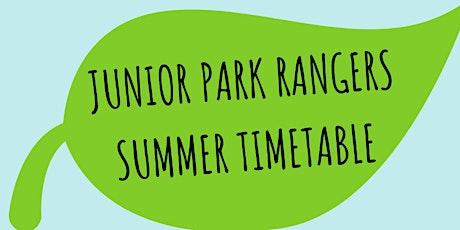 Junior Park Rangers at Devonshire Rock Gardens tickets