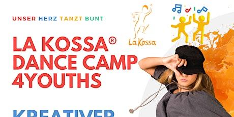 La Kossa® Dance Camp 4YOUTHS Tickets