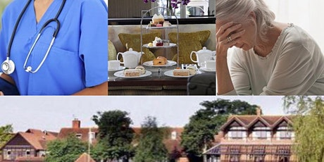 MENOPAUSE WELLNESS Medical Workshop Aft Tea & Talk - Barnham Broom, Norwich tickets