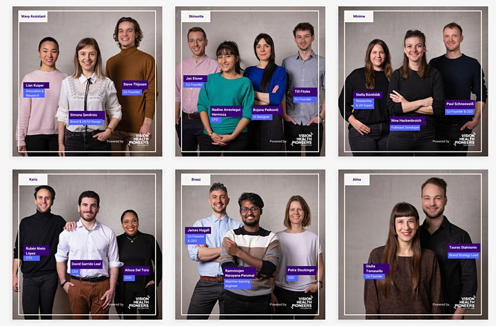 INTO THE FUTURE - 2021 Demo Day image