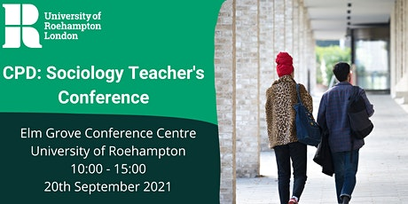CPD: Sociology Teacher's Conference tickets
