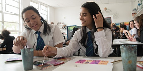 Workshops for Year 5 and 6: Thursday 9th September 2021, 4.00-5.00pm tickets