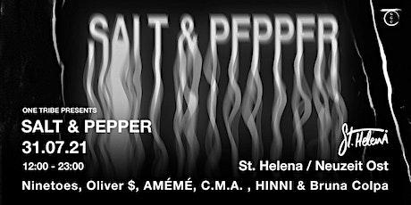 One Tribe presents Salt n Pepper at St. Helena 31.07.21 biglietti