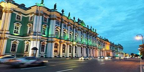 Palace Square & Admiralty, St; Petersburg. Russia tickets