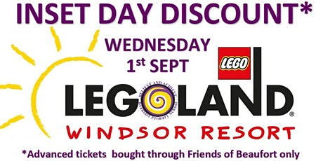 Discounted Legoland Day tickets