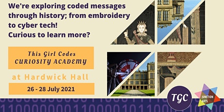 This Girl Codes: Curiosity Academy at Hardwick Hall tickets