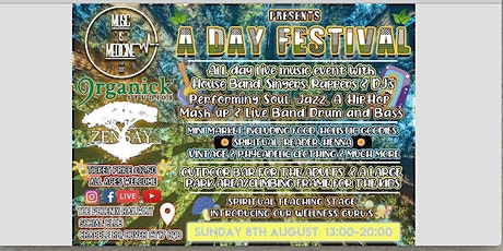 A Day Festival tickets